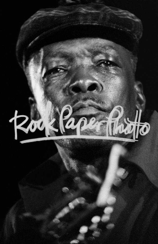 John Lee Hooker by Thomas Copi