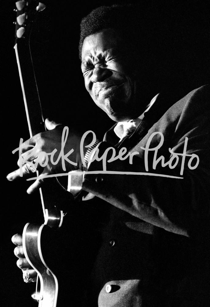 B. B. King by Thomas Copi