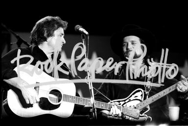 Johnny Cash & Waylon Jennings, Champaign 1985
