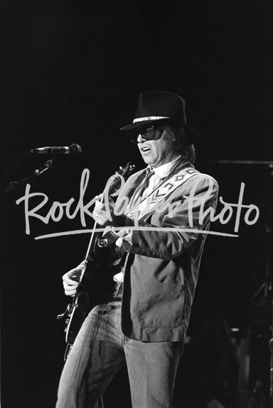 Neil Young, New York City 1988