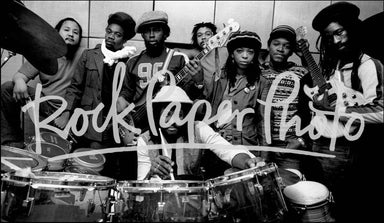 Black Uhuru with Sly and Robbie, London 1981