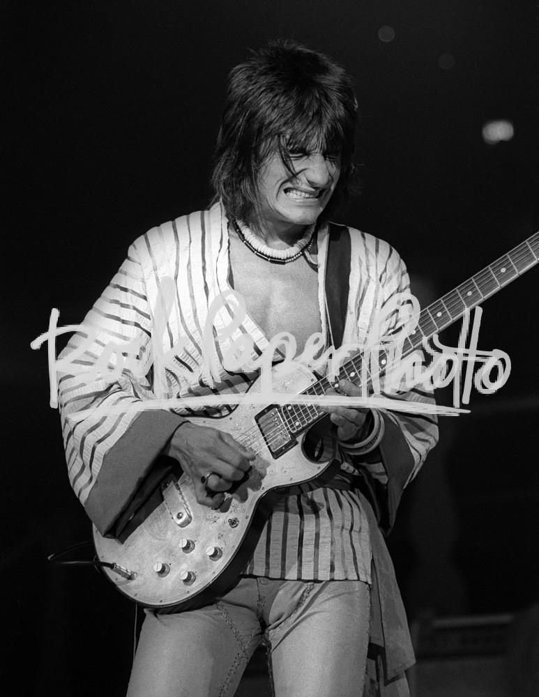 Ronnie Wood, Albuquerque 1975