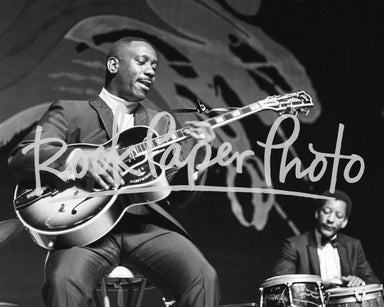 Wes Montgomery, Boston 1960
