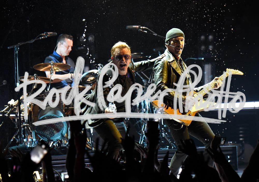 U2 by Kevin Mazur