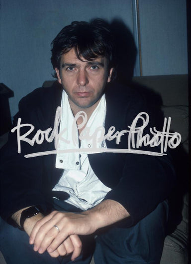 Peter Gabriel, New York City 1986