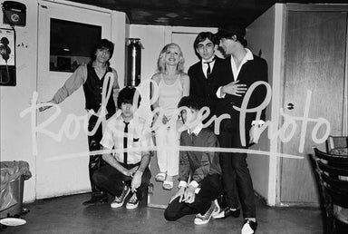 Blondie by Gary Gershoff