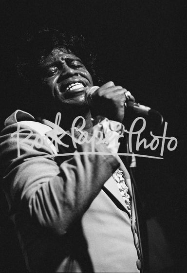 James Brown by Gary Gershoff