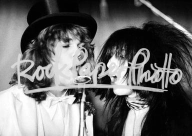 New York Dolls by Ian Dickson