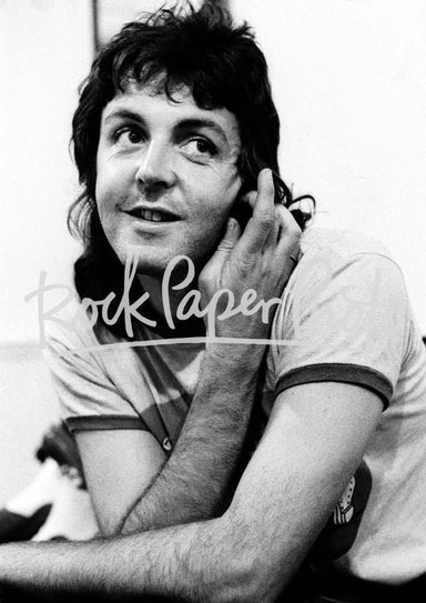 Paul McCartney by Ian Dickson