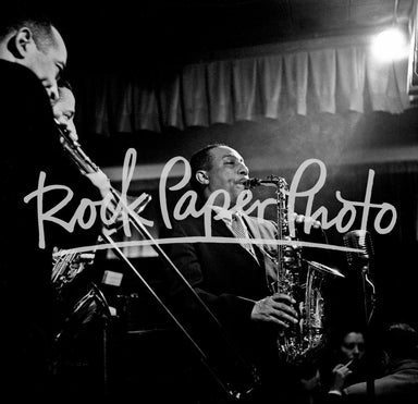 Johnny Hodges by Lee Tanner