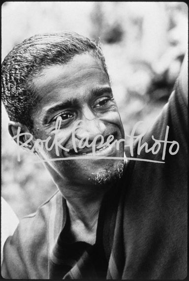 Sammy Davis Jr. by Martin Mills