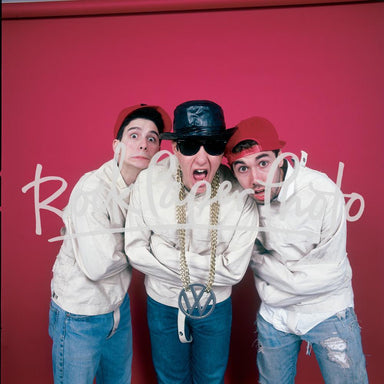 Beastie Boys, Hollywood 1987
