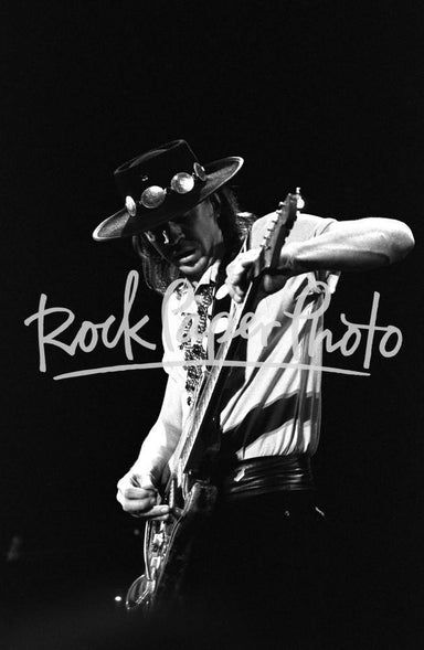 Stevie Ray Vaughan, Huntington Beach 1983