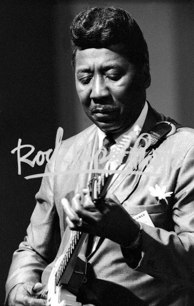 Muddy Waters by Thomas Copi
