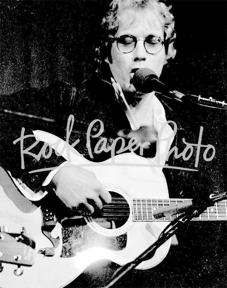 Warren Zevon by Sherry Rayn Barnett