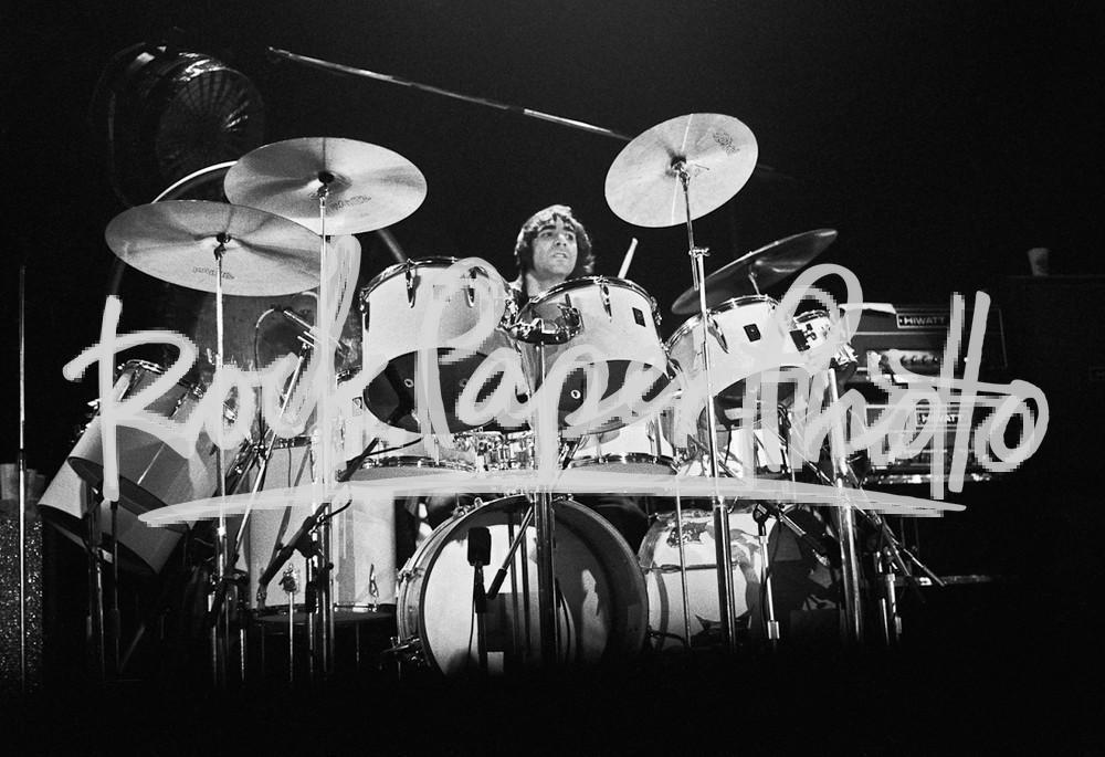 Keith Moon by Steve Emberton