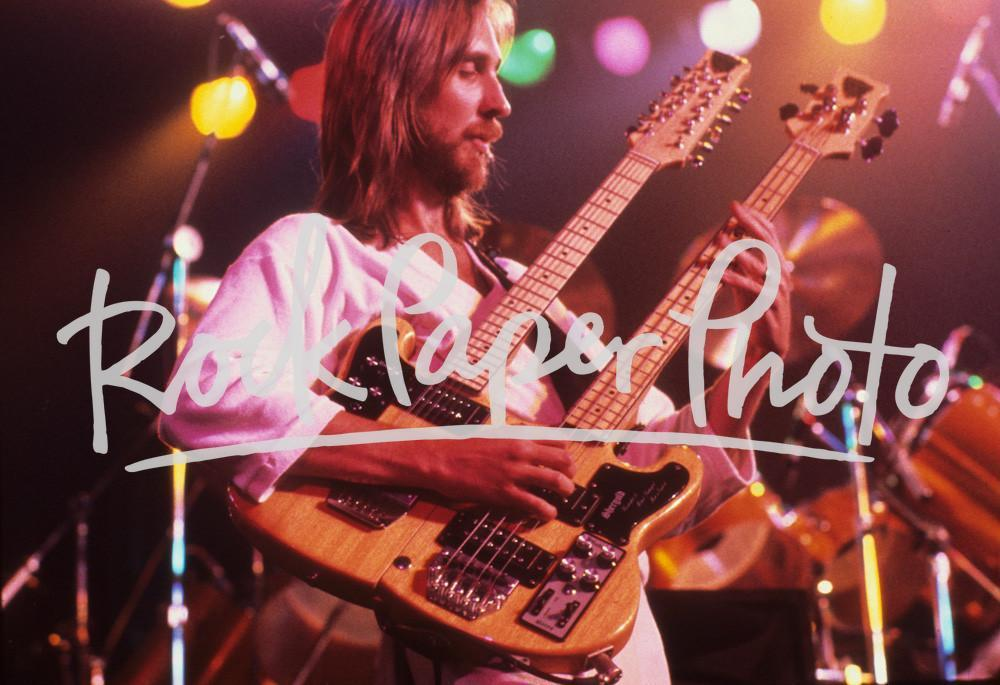 Mike Rutherford by Lisa Tanner