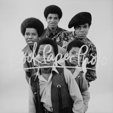 The Jackson 5 by Jim Hendin