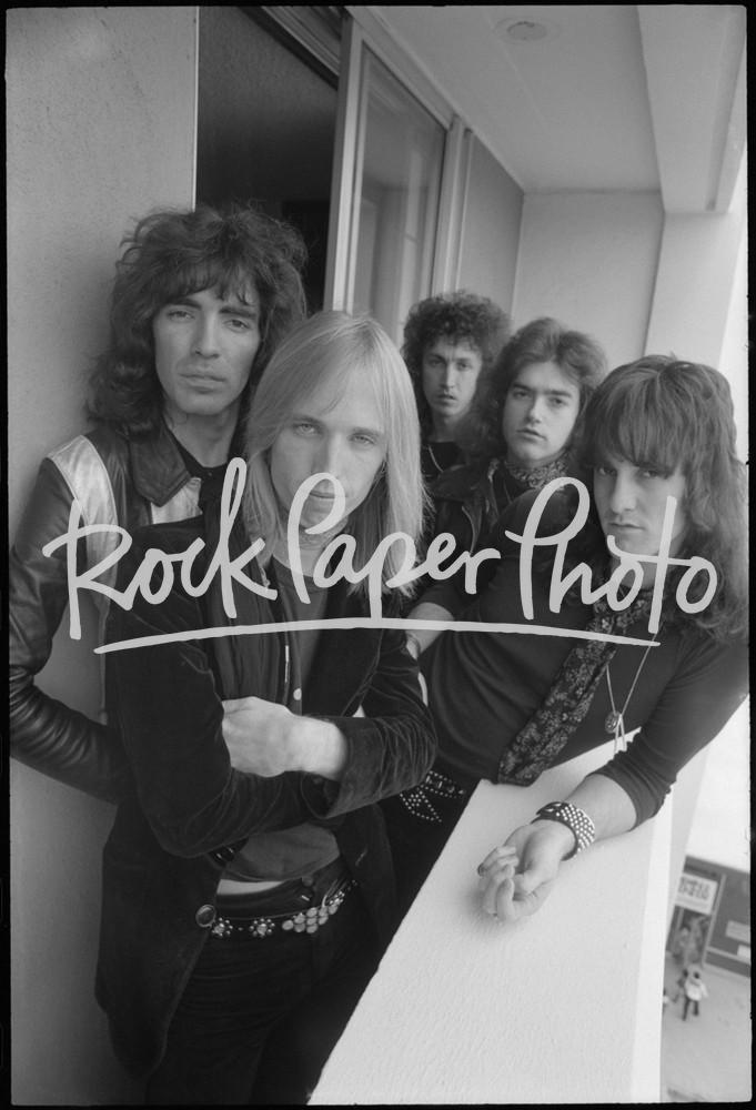 Tom Petty & The Heartbreakers by Michael Zagaris
