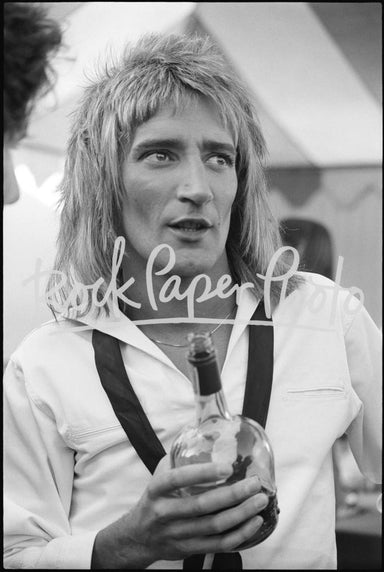 Rod Stewart by Andrew Kent