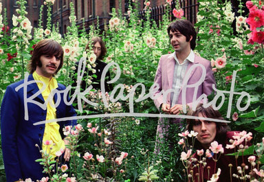 The Beatles by Tom Murray, Flower Power