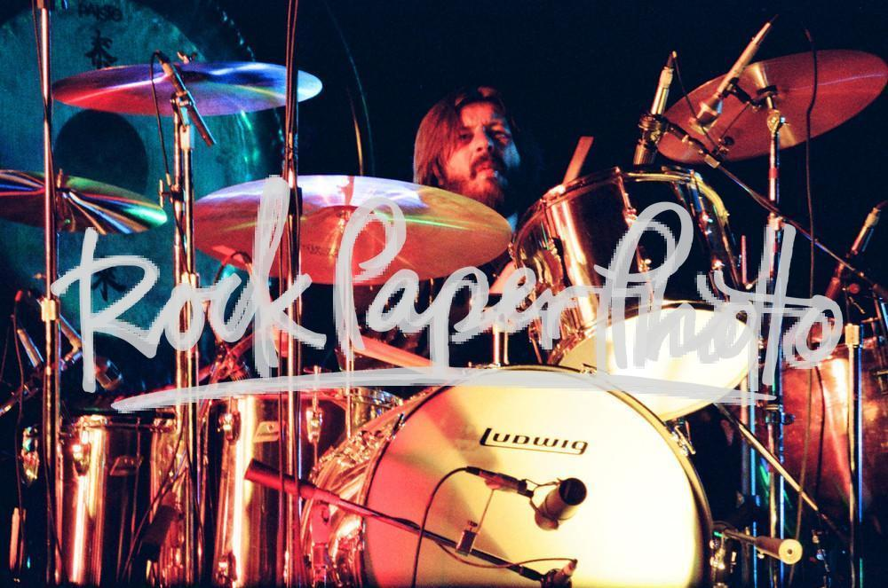 John Bonham by Alan Perry