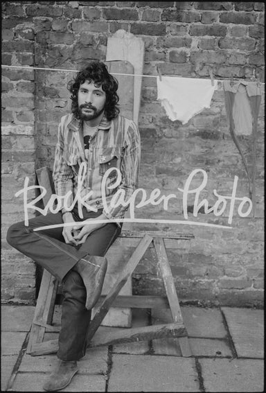 Cat Stevens by Peter Simon