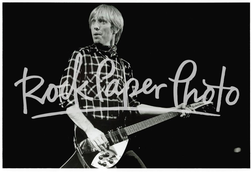 Tom Petty by Lisa Tanner