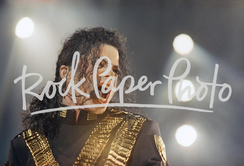 Michael Jackson from AP Collection
