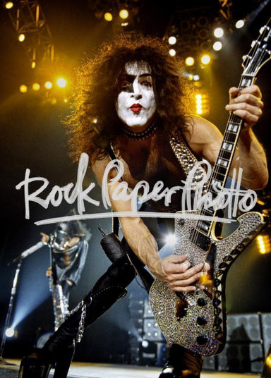 Paul Stanley by Kevin Mazur