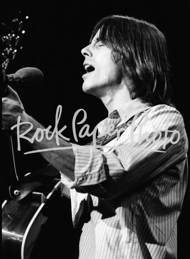 Jackson Browne by Lisa Tanner