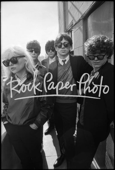 Blondie by Michael Zagaris