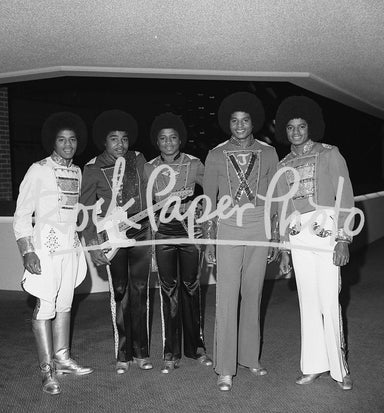 Jackson 5 by James Fortune