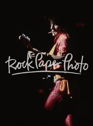 Ronnie Wood by Jerry Aronson