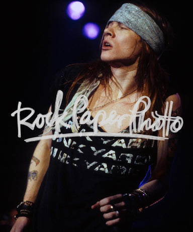 Axl Rose by David Plastik