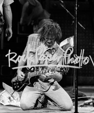 Neil Young by David Plastik