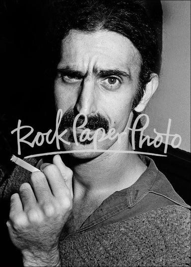 Frank Zappa, New York City 1981