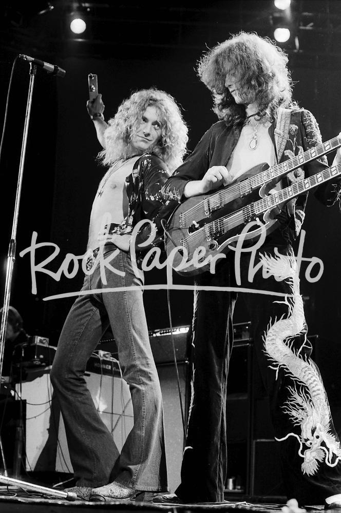 Led Zeppelin by Neil Zlozower