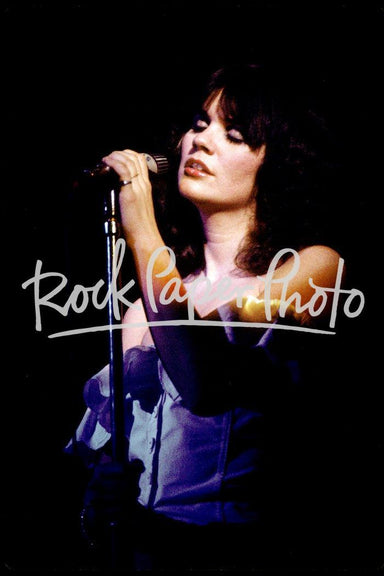 Linda Ronstadt by Richard E. Aaron
