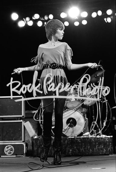 Pat Benatar by Neil Zlozower