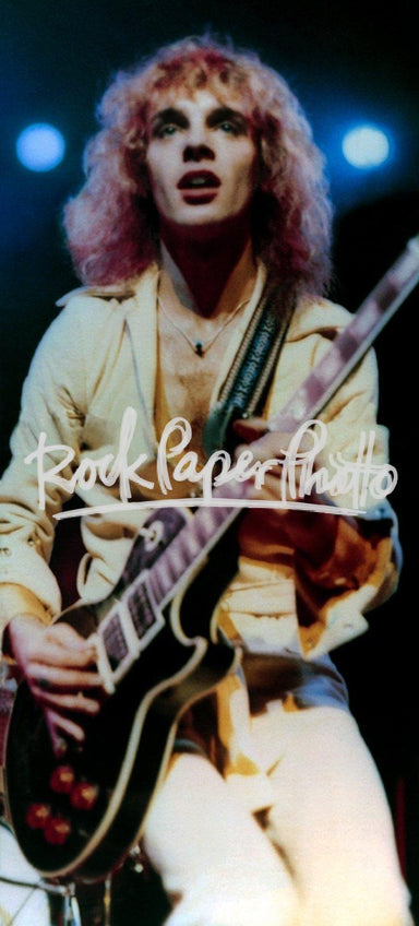 Peter Frampton by Richard E. Aaron
