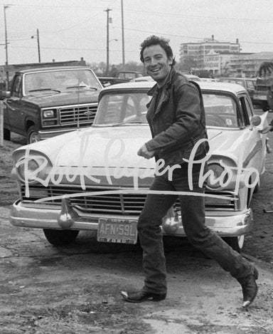 Bruce Springsteen by Debra L. Rothenberg