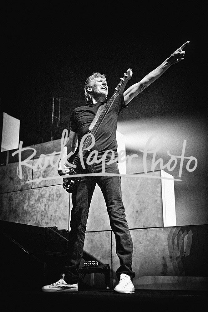 Roger Waters by Jérôme Brunet