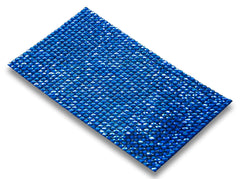 Blue rhinestone strip