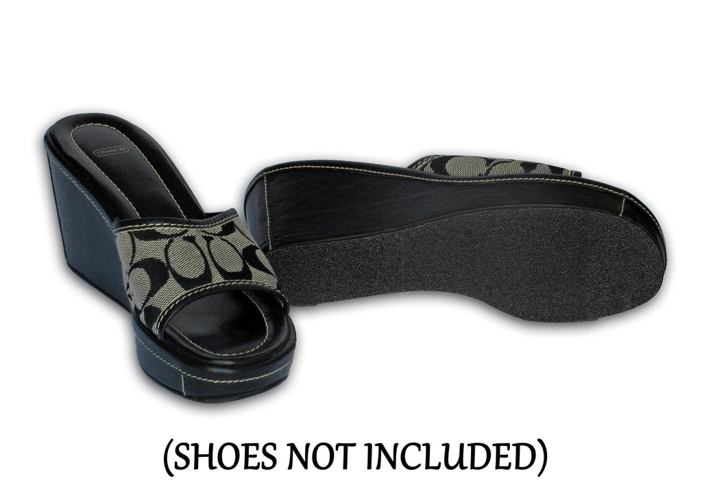 Our black shoe slip on a shoe