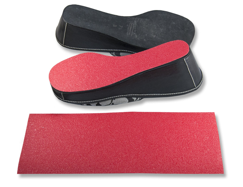 Sole Protector in red