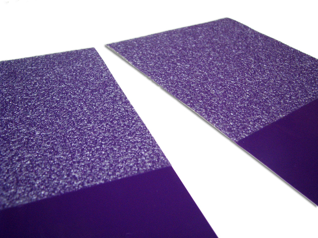 Purple Shoe Sole kit