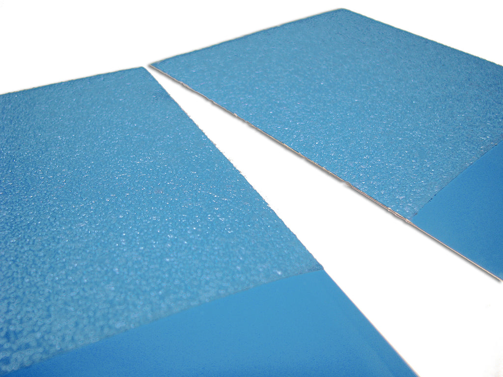 Blue Sole kit strips