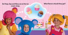 Load image into Gallery viewer, Ice Cream Song Board Book