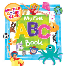 Load image into Gallery viewer, My First ABC Book